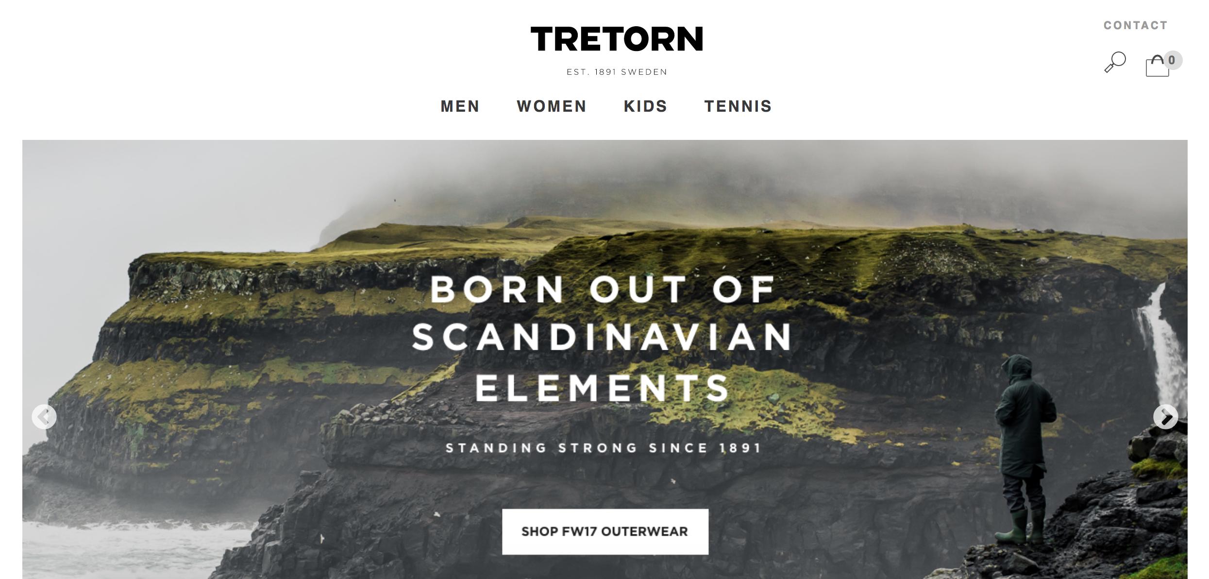 Praktikplats Tretorn